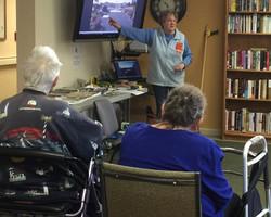 RT- Handicap Accessible gradening-Pam Mc
