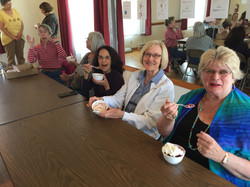 Ice Cream Social-Sharon Busby and ?