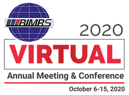 BIMRS 2020 Virtual Annual Meeting & Conference - October 6-15, 2020