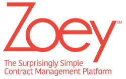 Zoey Logo with tag