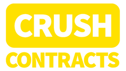CrushContracts Logo Stacked
