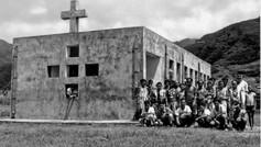 蘭嶼東清天主堂