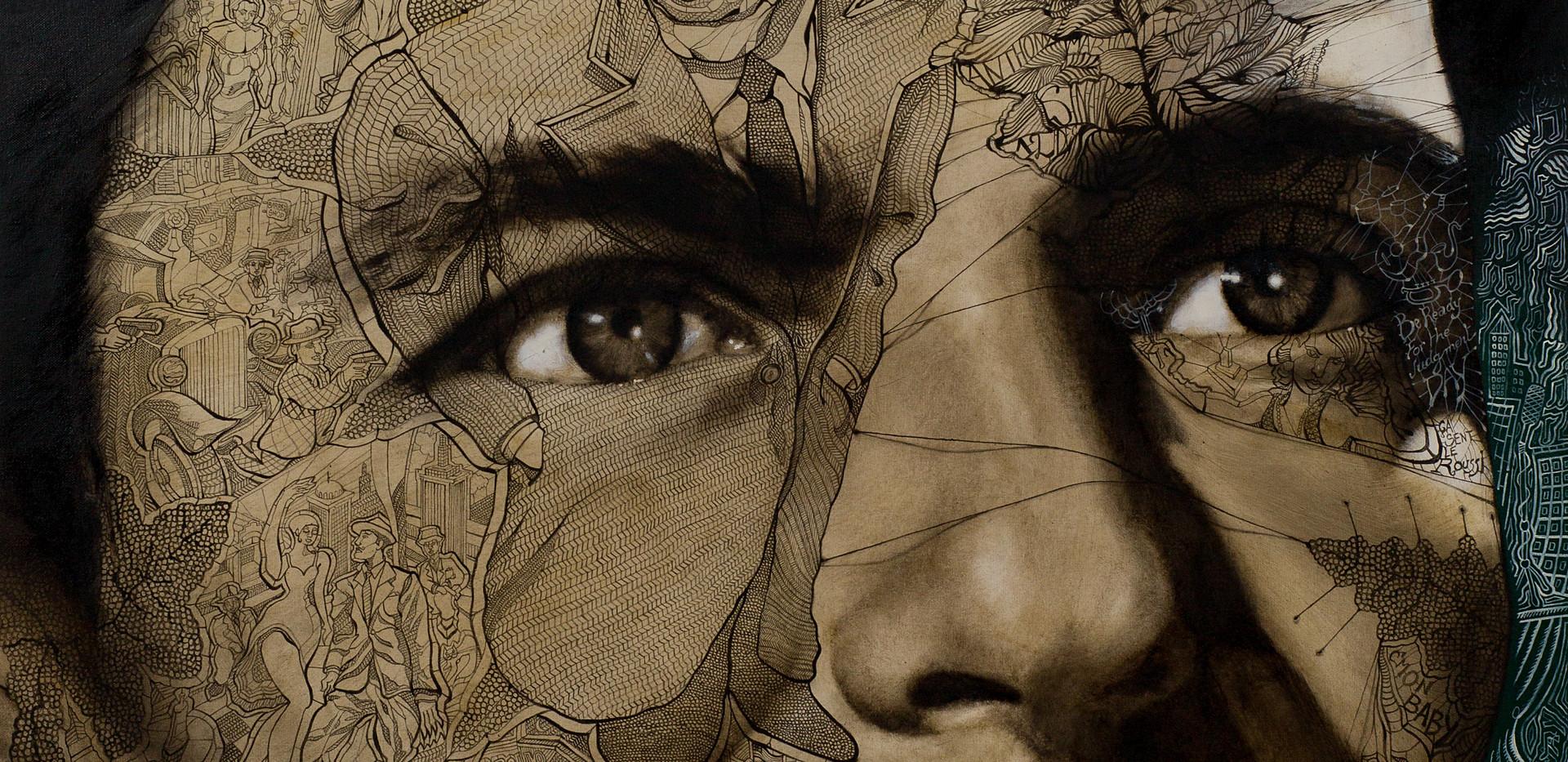 The Voice Of Evil Beauty - Franck