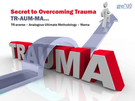 The Secret to Overcoming Trauma