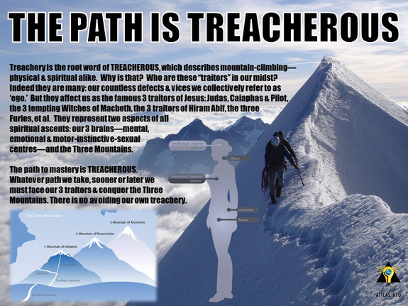 The-Path-is-Treacherous-Spirituality-Ego