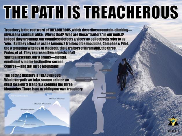 The-Path-is-Treacherous-Spirituality-Ego
