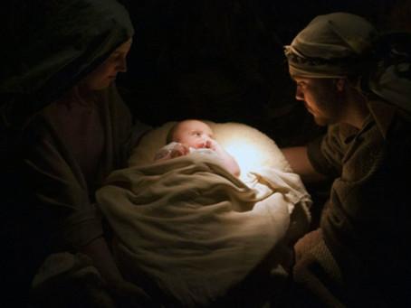 O divno svjetlo Božića