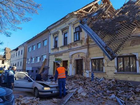 HKM Essen - Pomoć osobama pogođenim potresom u HR (račun za uplate)
