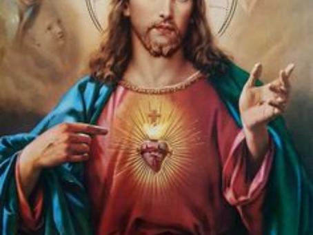 SVETKOVINA PRESVETOGA SRCA ISUSOVA  (I. Cestar)