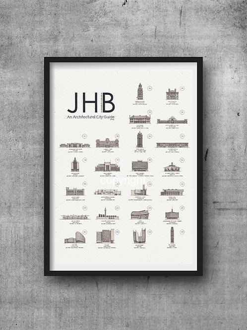 JHB / An Architectural City Guide