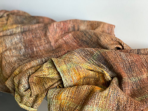 ROOTS BABY WRAP - 3.5m TUSSAH SILK WEFT