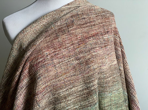 4.5m BABY WRAP - EARTHY COTTOLIN WEFT