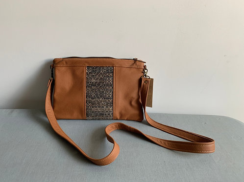 MUSCOVADO CROSSBODY PURSE