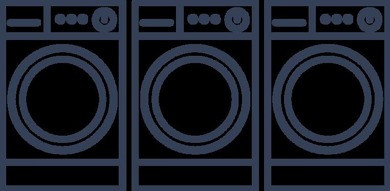 回転式乾燥機 コインランドリー