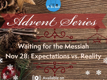 Waiting for the Messiah: Expectations v. Reality