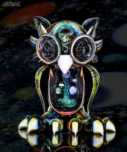 Calm x N8 Buzz Owldrin the Space Owl