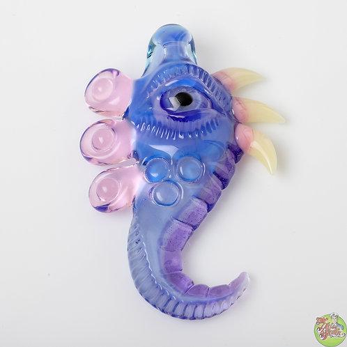 Salt Pendant Neptune/Purple Lolipop/Rosay