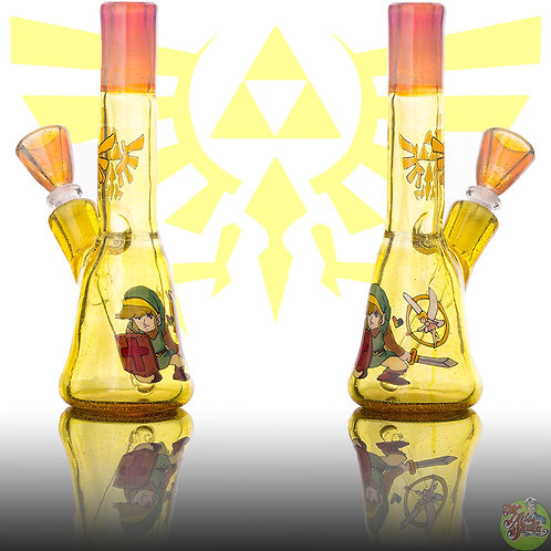 Punty Legend Of Zelda Triforce Tube