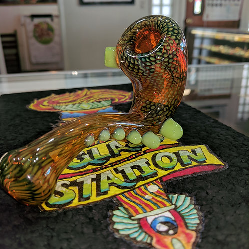 Firekist Snake Skin Sherlock