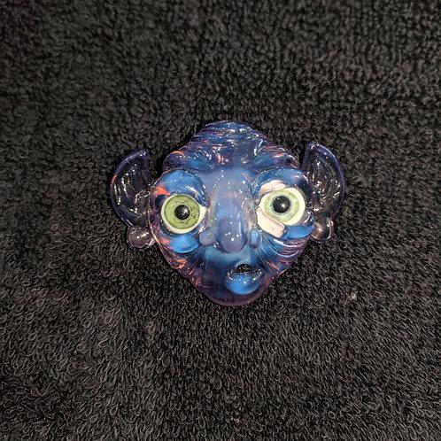 Fumey Core Purple Shelbo Goblin Pendant