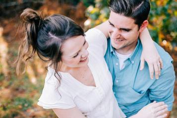 engaged couple jessica hilton photograph