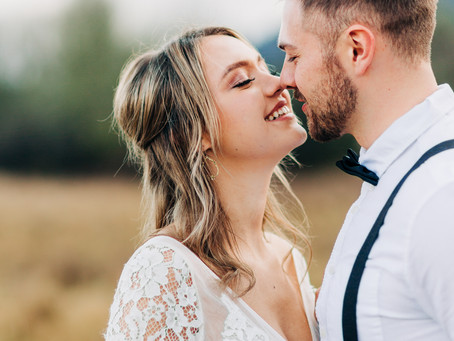Mom Owned Wedding Vendors Create Romantic PNW Elopement
