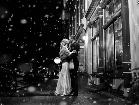 New Years Eve Wedding in New York!