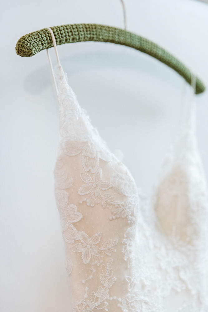 Wedding dress details. Jessica Hilton Portland Oregon Wedding Photographer