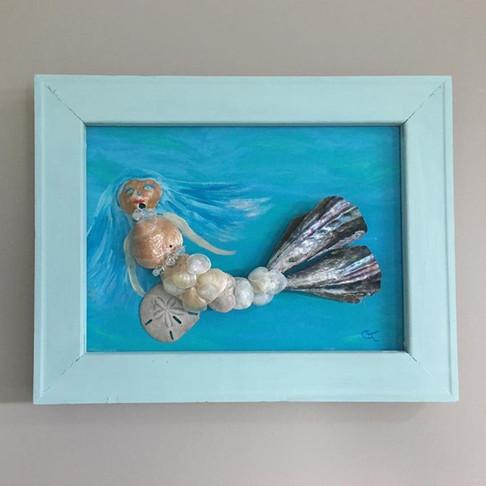 Shell Mermaid