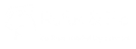 Logo white rufus & flo marketing.png