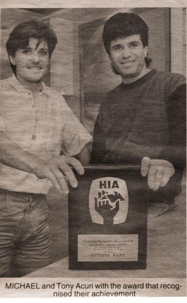 Michael and Tony Arcuri Awards