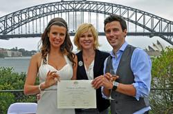 Wedding Ceremony Sydney Nicole The Celebrant