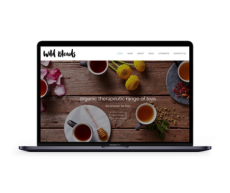 Sydney based marketing agency, specialised in web design
