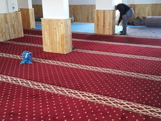 Cami Halısı Ebatı Nasıl Hesaplanır