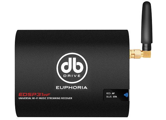 Receptor de Audio WiFi Euphoria EDSP31WF para Android & iOS