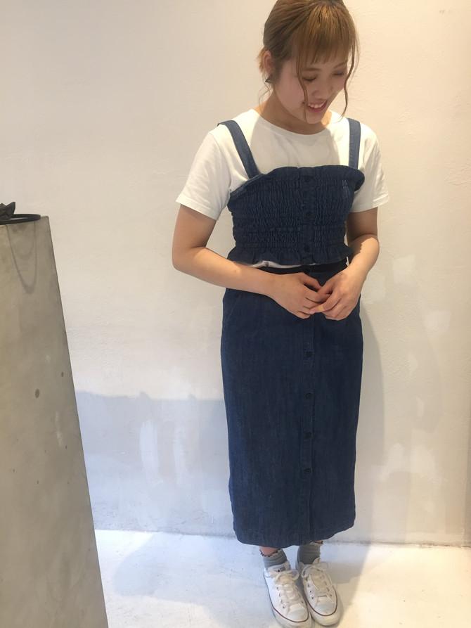 スタッフファッションsnap
