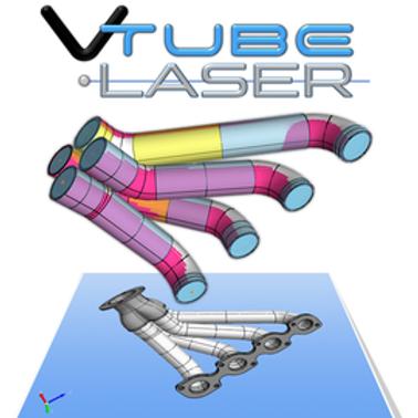 VTube-LASER Software