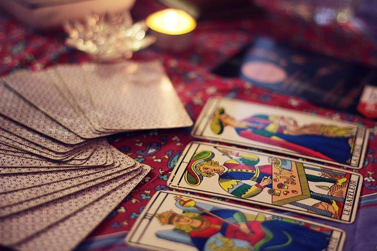 Email Tarot Reading
