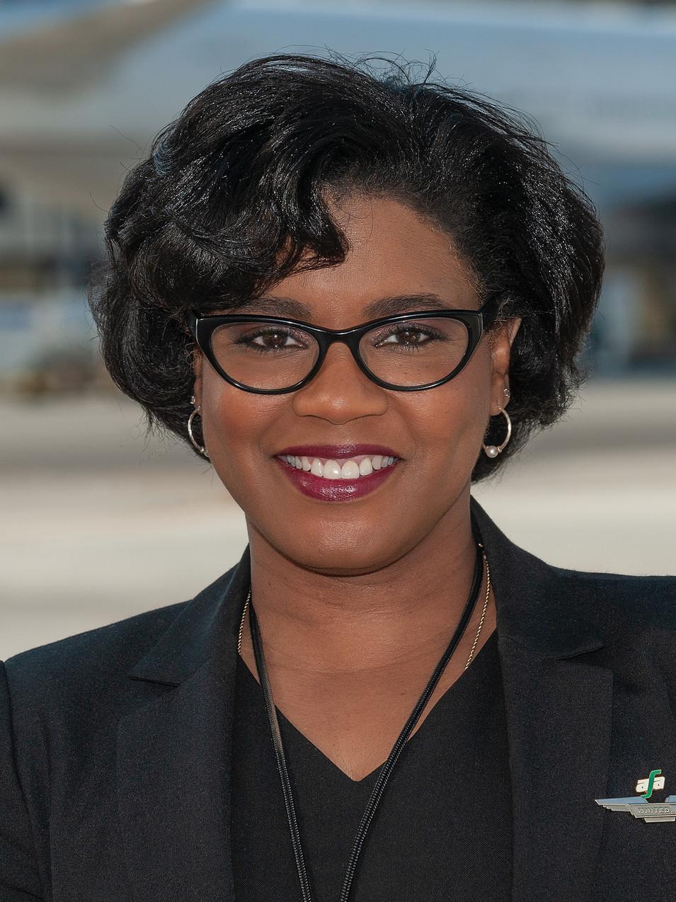 Kimberly Burckhalter  Vice President of AFA-CWA Council 12 - LAX