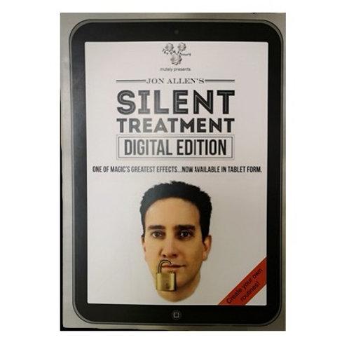 The Silent Treatment - Digital Edition
