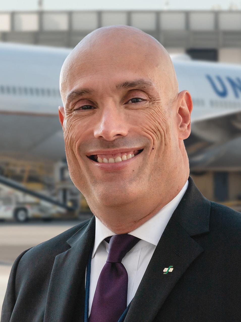 Timothy Trueman Council Representative of AFA-CWA Council 12 - LAX