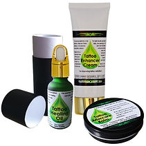 tattoo aftercare kit