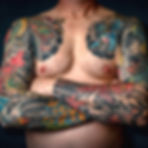 Fullbody tattoo