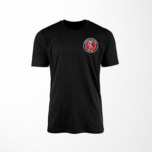 Тениска Черна / Black T-Shirt