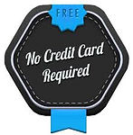 no credit card required sign