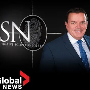 ISN CEO Dave Perry Brings His Passion for the Investigative Side of Policing to Global News