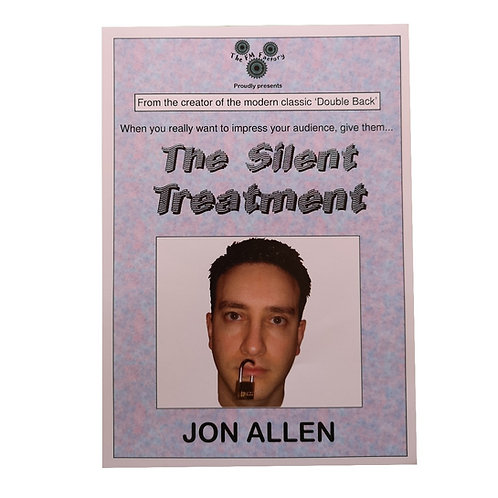 The Silent Treatment -Universal Edition