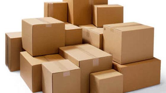 Box of preps (b.y.o bag)-free postage