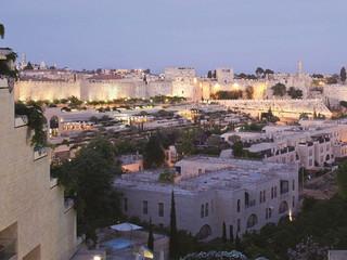The David Citadel Jerusalem