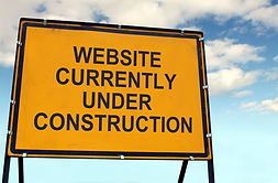 'Website Currently Under Construction' S
